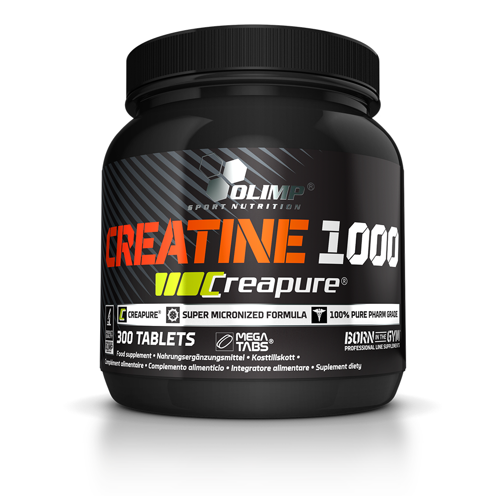 Olimp Sport Nutrition Creatine 1000 300 tab.