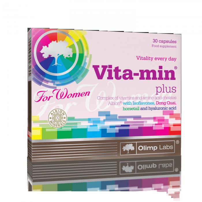 Olimp Sport Nutrition Vita-Min for Women 30 caps.
