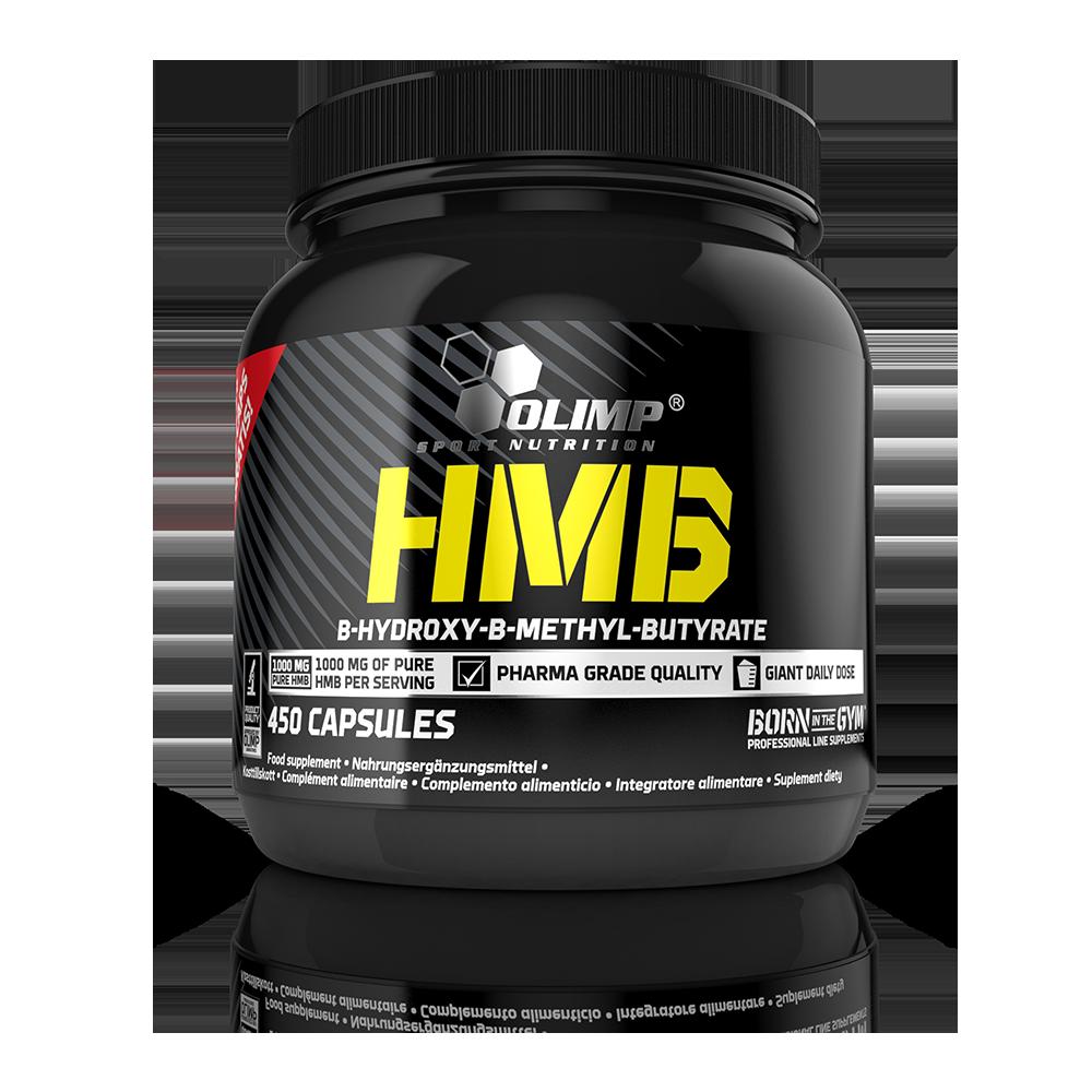 Olimp Sport Nutrition HMB 450 caps.