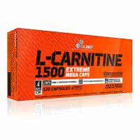 Olimp Sport Nutrition L-Carnitine 1500 Extreme (120 caps.)