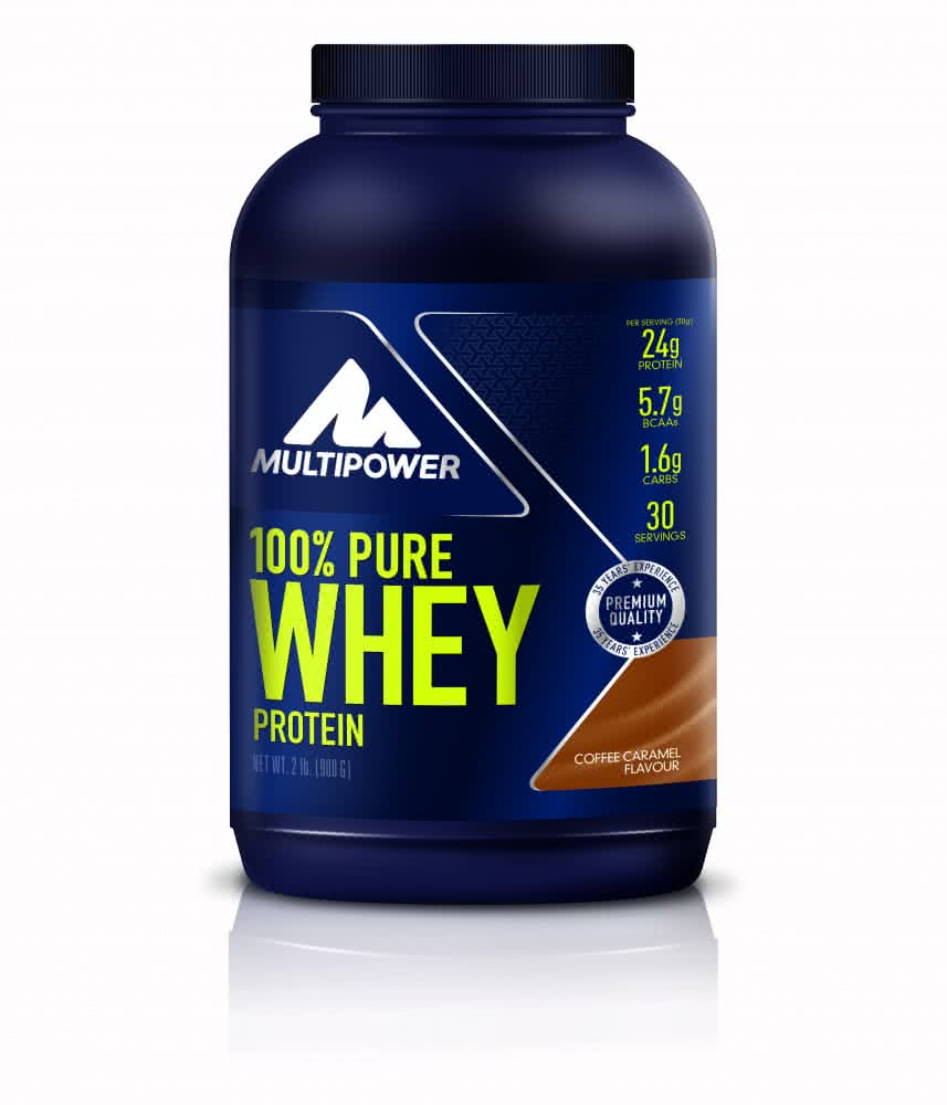 Multipower 100% Pure Whey 0,9 kg