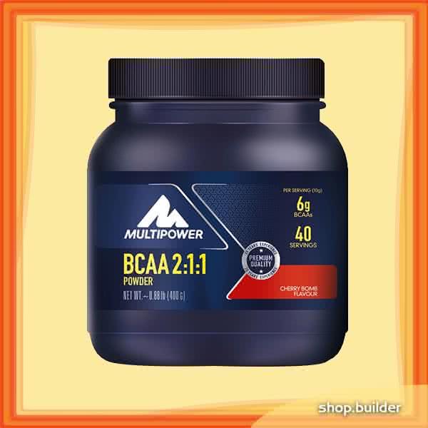 Multipower BCAA 2:1:1 400 gr.