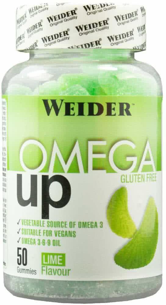 Weider Nutrition Omega Up 50 tabl. de mest.