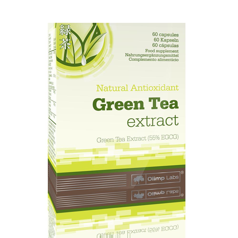 Olimp Sport Nutrition Green Tea Extract 60 caps.