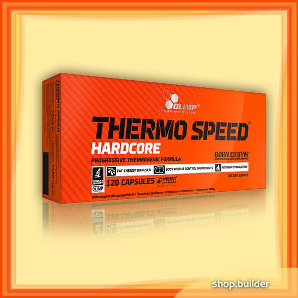 Olimp Sport Nutrition Thermo Speed Hardcore 120 caps.