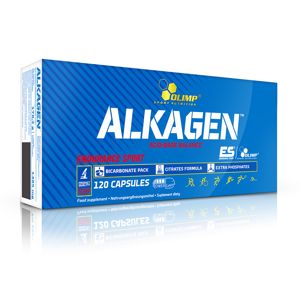 Olimp Sport Nutrition Alkagen 120 caps.