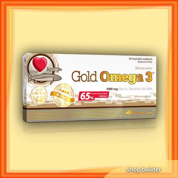 Olimp Sport Nutrition Gold Omega-3 60 caps.