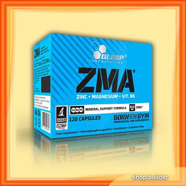 Olimp Sport Nutrition ZMA 120 caps.