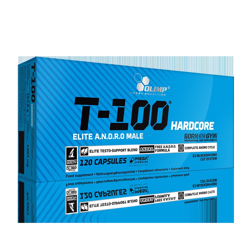 Olimp Sport Nutrition T-100 Hardcore 120 caps.