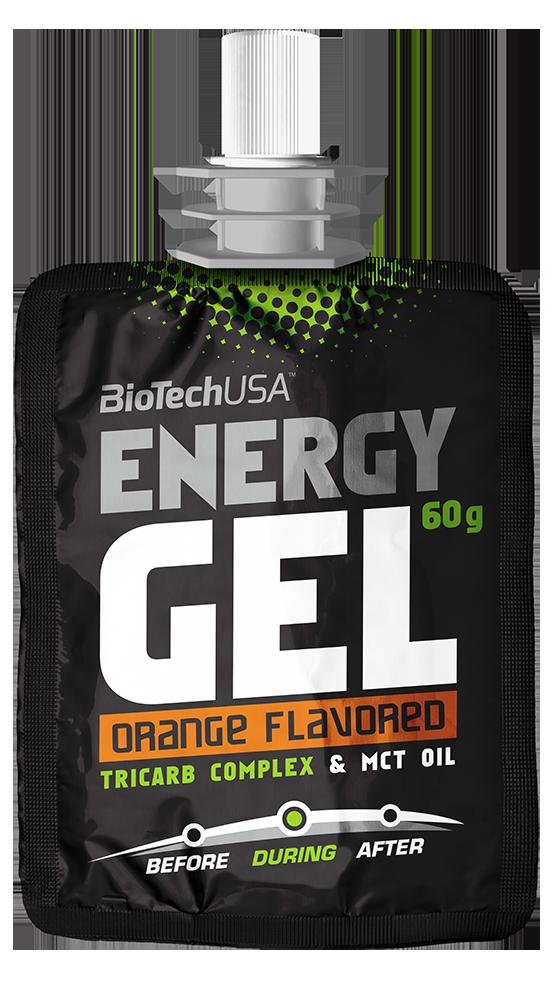 BioTech USA Energy Gel 60 gr.