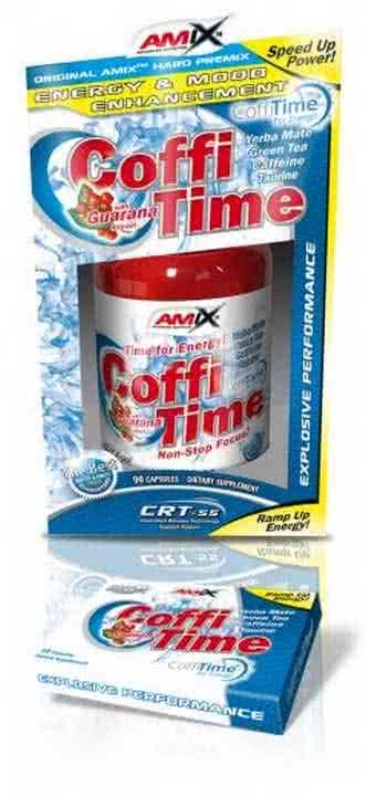 Amix Coffi Time 90 caps.