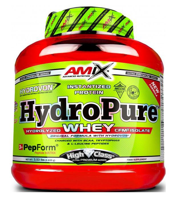 Amix HYDROPure Whey CFM 1,6 kg