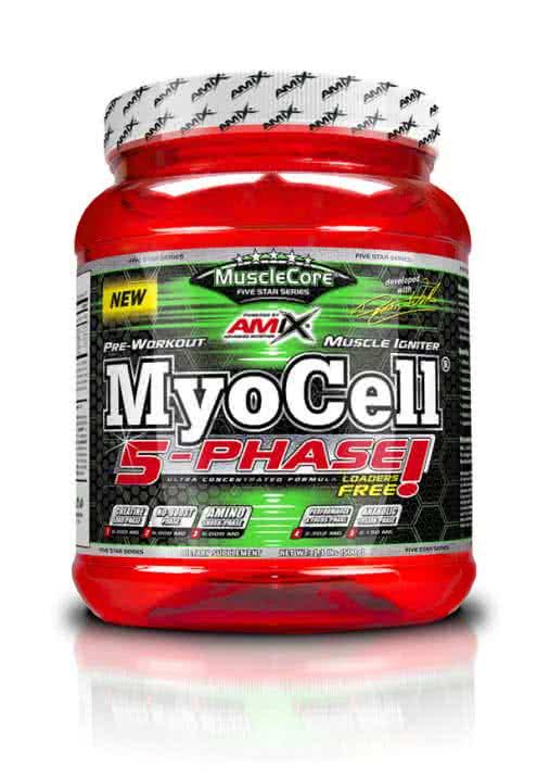Amix MyoCell® 5 Phase 500 gr.