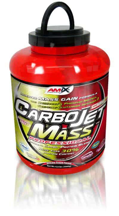 Amix CarboJet Mass Professional 1,8 kg