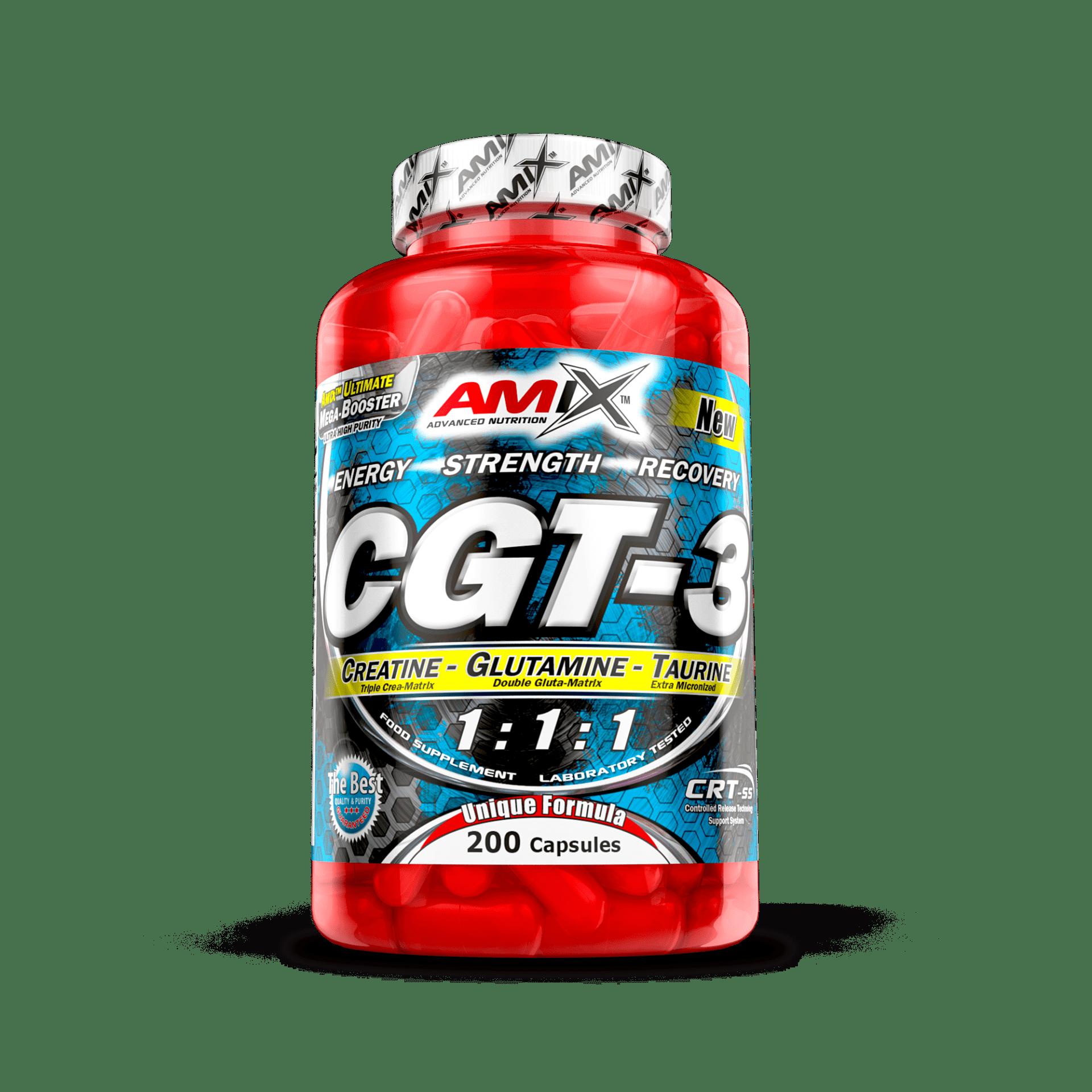 Amix CGT-3 200 caps.
