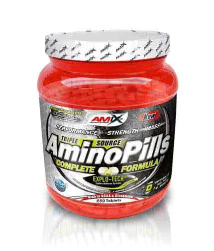 Amix Amino Pills 660 tab.