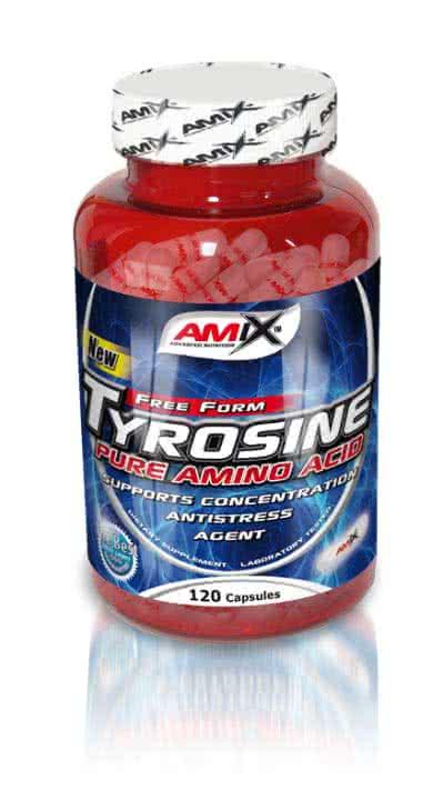 Amix Tyrosine 120 caps.