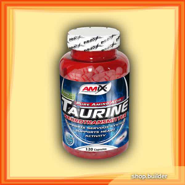 Amix Taurine 120 caps.