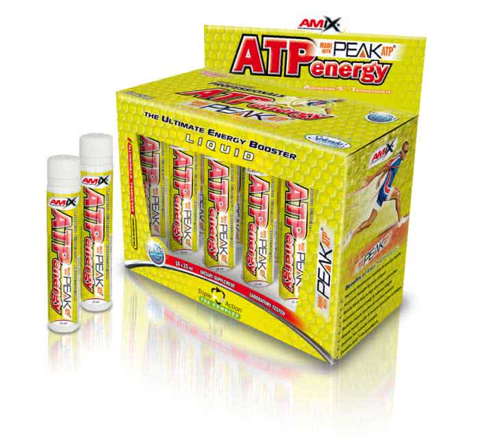Amix ATP Energy Liquid 10x25 ml