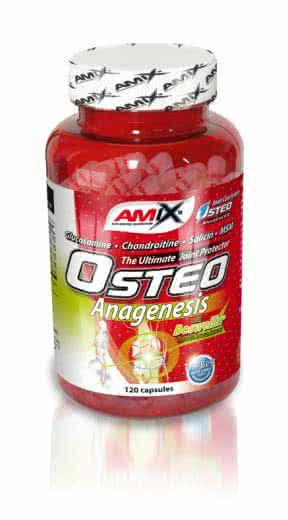 Amix Osteo Anagenesis 120 caps.
