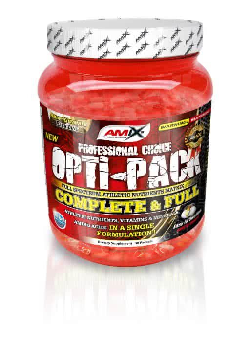 Amix Opti-Pack Complete & Full 30 pac.