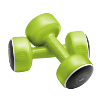Body-Sculpture Plastic dumbells 2x3kg (pereche)