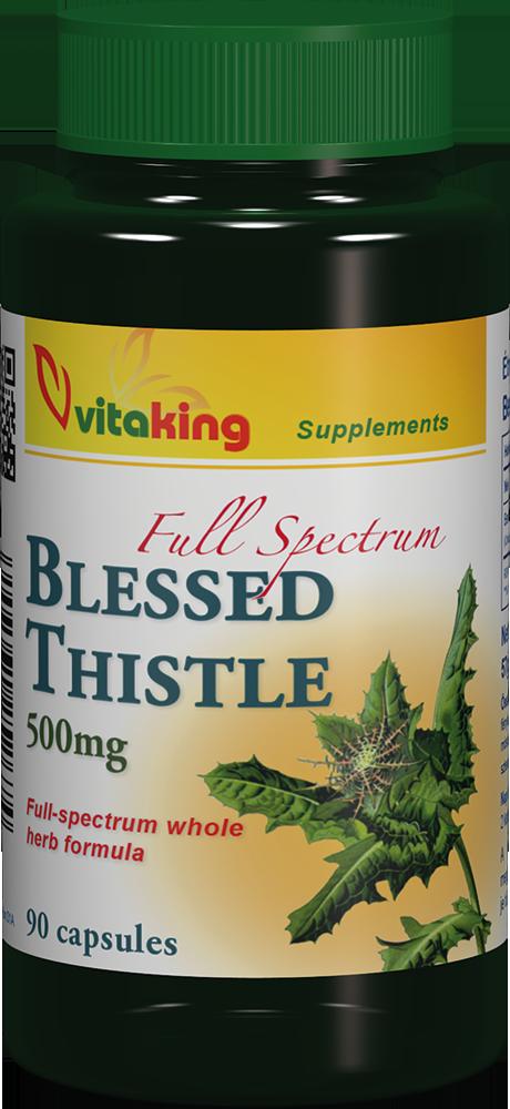 VitaKing Blessed Thistle 60 caps.