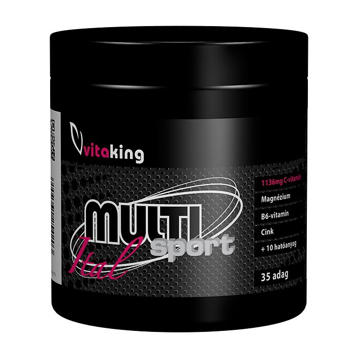 VitaKing Multi Sport Drink 352 gr.