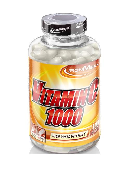 IronMaxx Vitamin C-1000 100 caps.