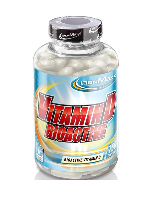 IronMaxx Vitamin D Bioactive 150 caps.