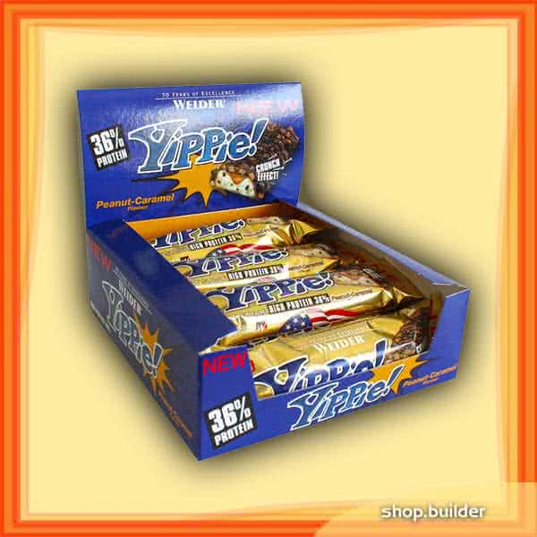 Weider Nutrition Yippie! Bar 70 gr.