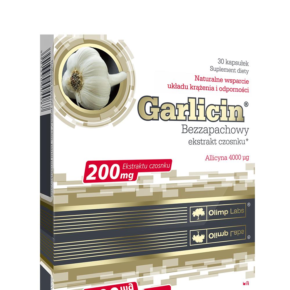 Olimp Sport Nutrition Garlicin 30 caps.