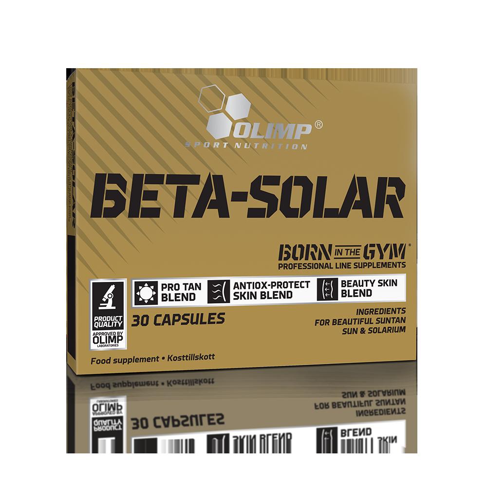 Olimp Sport Nutrition Beta-Solar 30 caps.