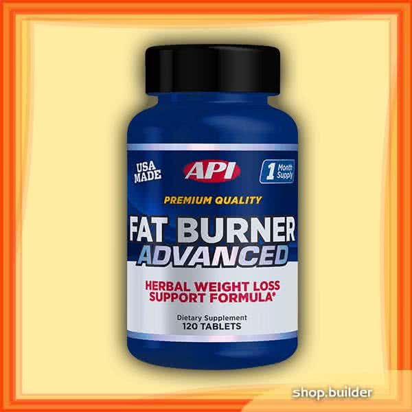 API Advanced Fat Burners 120 tab.