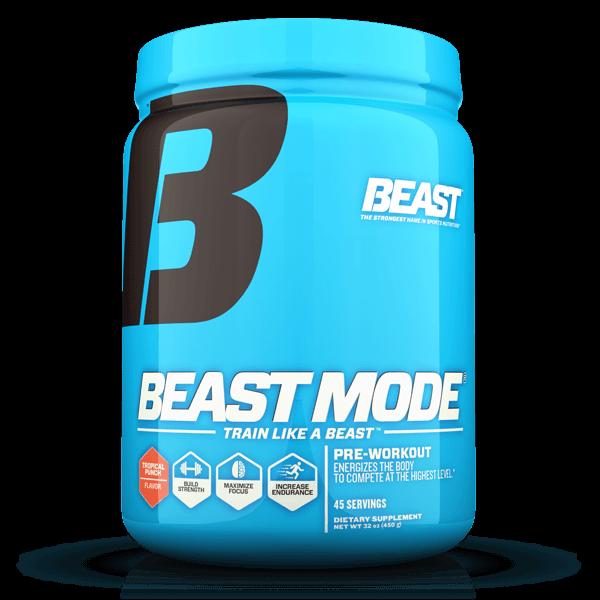 Beast Nutrition Beast Mode 650 gr.