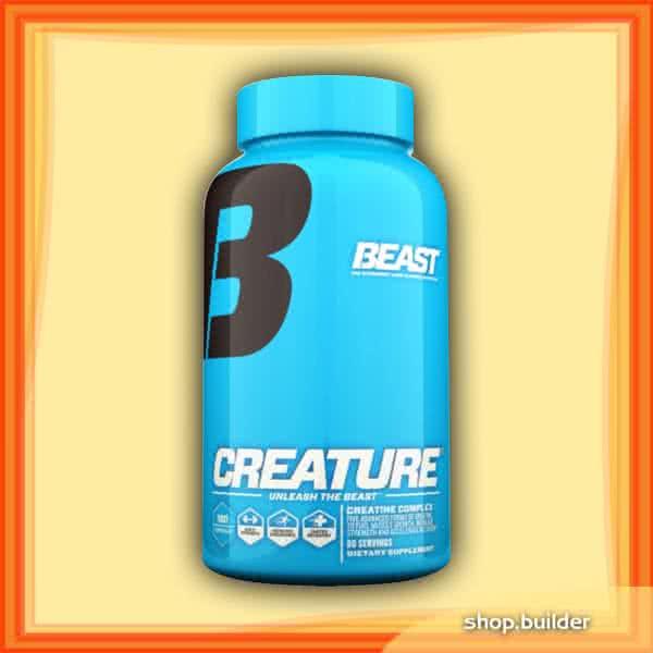 Beast Nutrition Creature Caps 180 caps.