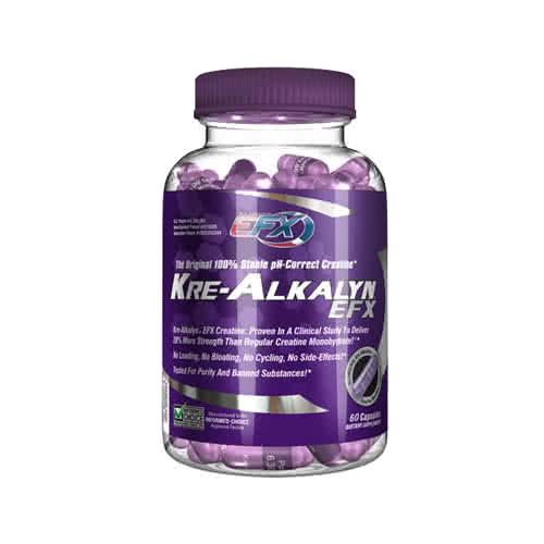 EFX Kre Alkalyn® Caps 60 caps.
