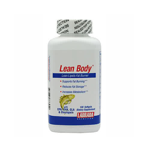 Labrada Lean Body Lipid Complex 120 caps.