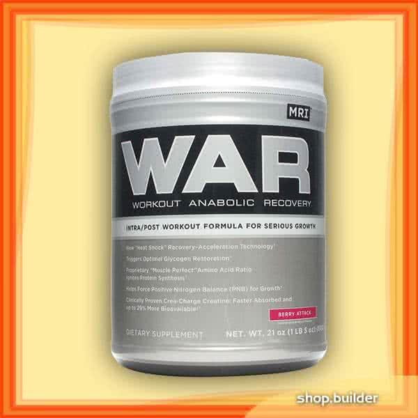 MRI War Attack 600 gr.