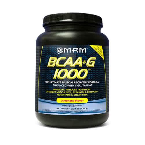 MRM BCAA+G 1000 1000 gr.