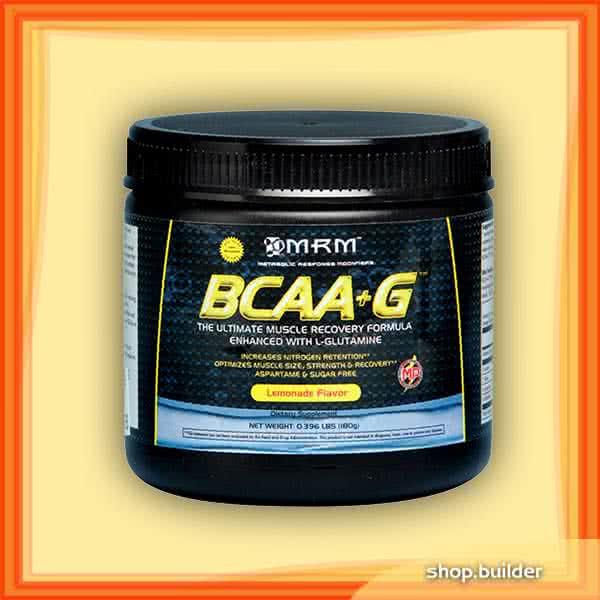 MRM BCAA+G 180 gr.