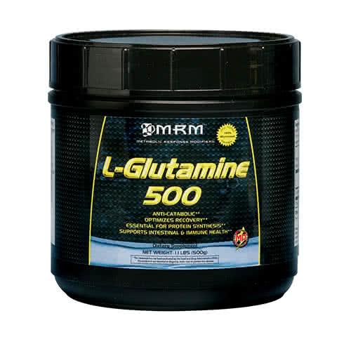 MRM L-Glutamine 500 gr.