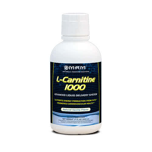 MRM Liquid L-Carnitine 500 ml