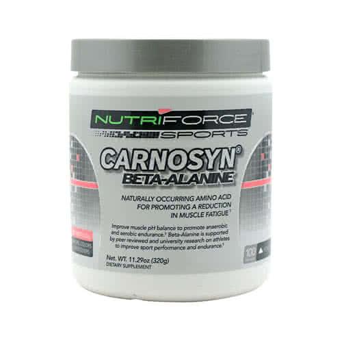 NutriForce CarnoSyn Beta Alanine 320 gr.