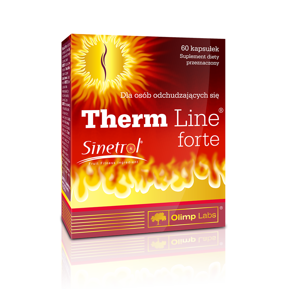 Olimp Sport Nutrition Therm Line Forte 60 caps.