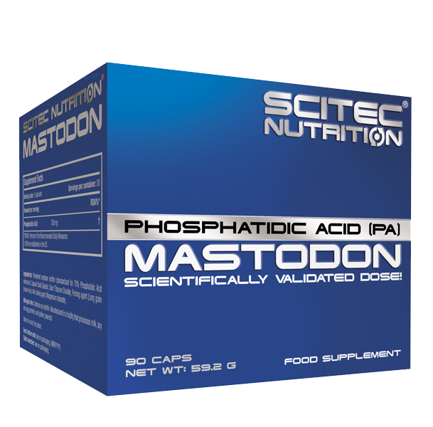 Scitec Nutrition Mastodon 90 caps.