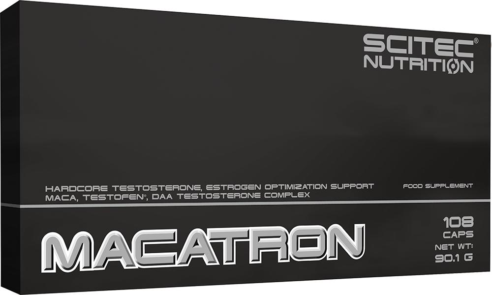 Scitec Nutrition Macatron 108 caps.