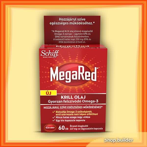Schiff MegaRed® Krill Oil 60 caps.
