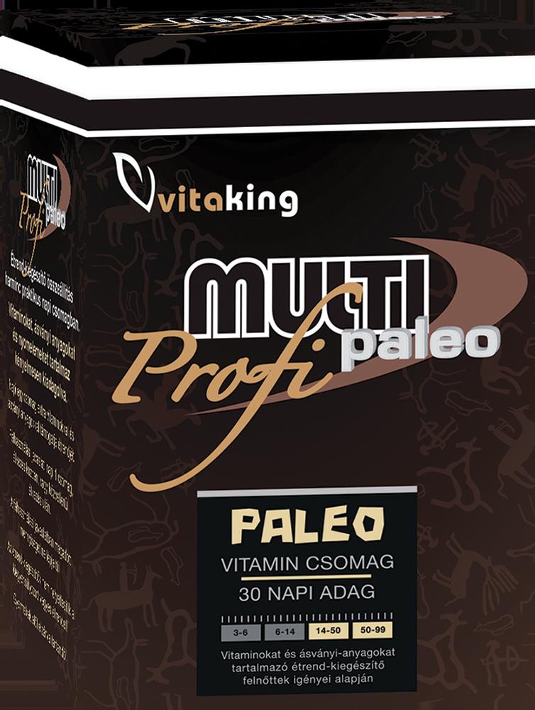 VitaKing Multi Paleo Profi 30 pac.