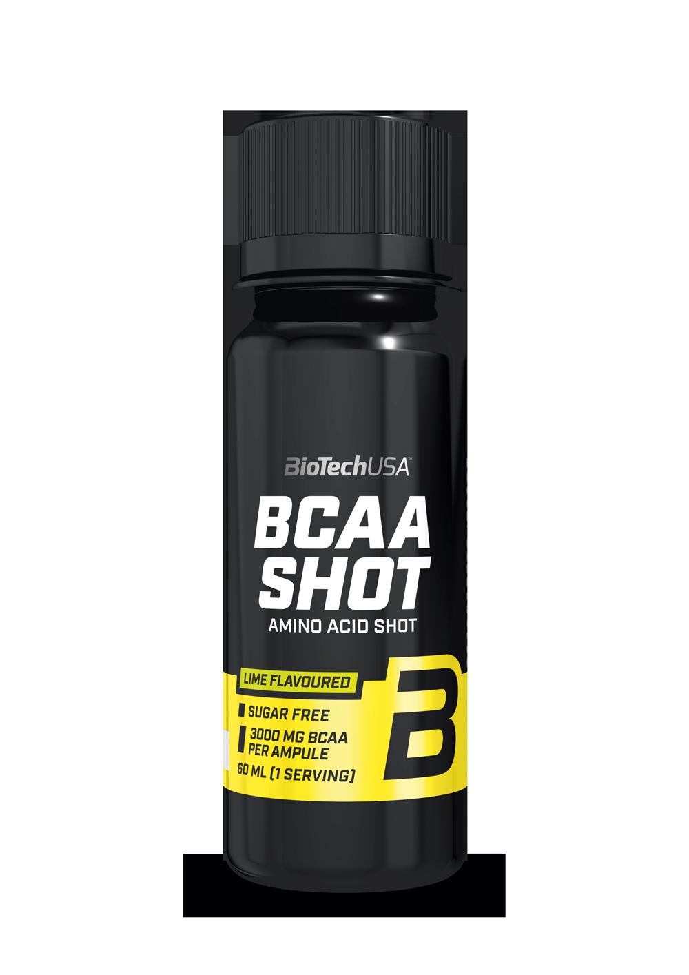 BioTech USA BCAA Shot 60 ml